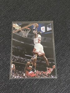 1997 UD Michael Jordan Jam 97 Card