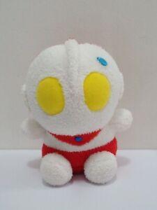"""Ultraman M78 Tsuburaya Plush 5"""" Stuffed Toy Doll Japan"""
