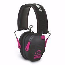 NEW Walkers Game Ear Razor Slim Electronic Muff Pink GWP-RSEM-PNK
