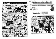 Menomonee Falls Gazette. COLLECTED COMIC STRIPS. 1972 to 1978. On DVD Disc.