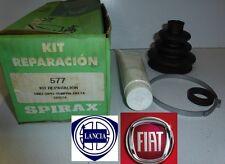 NEUF STOCK  FIAT UNO TIPO DELTA TEMPRA kit SOUFFLET CARDAN côté roue SPIRAX 577