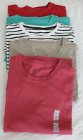 Mens M&S Collection Sizes S M L XL Pure Cotton Slim Fit T Shirt