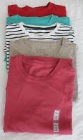 Mens M&S Collection Sizes S M L XL Pure Cotton Slim Fit T Shirt