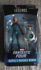 MARVEL INFINITE LEGENDS INVISIBLE WOMAN WALGREENS EXCLUSIVE MOC NEW FANTASTIC 4