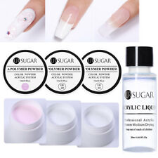 3 Boxes UR SUGAR 15ml Acrylic Powder Nail Kit with Acrylic Liquid Extension Tool