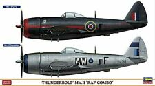 Hasegawa 02033 - 1/72 Thunderbolt Mk II Raf Combo - New
