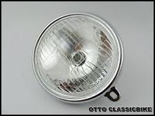 "HEADLIGHT LIGHT LAMP HONDA S90 CS90 C200 CM91 CL90 CL70 S65 SS50 5"" Diameter"