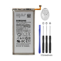 New EB-BG975ABU Battery 4100mAh For Samsung Galaxy S10 Plus  G975F G975U + Tools