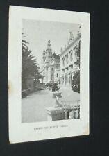BON-POINT PHOTO 1925-1935 ECOLE CASINO MONTE-CARLO MONACO