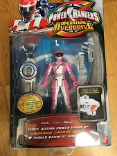 Power rangers Operation overdrive Pink ranger NEW SEALED
