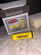 Phb Wrigleys Gum Boxes Spearmint & Juicy Fruit With Trinket Gum Sticks New