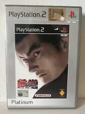Tekken Tag Tournament GIOCO DI PIACCHIADURO PER PlayStation 2 PS2 Italiano PAL