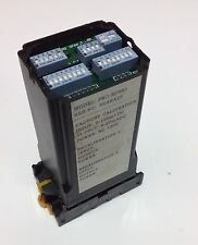 SGP PROGRAMMABLE DC ISOLATING TRANSMITTER PSD-SD861 105129