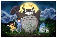 My Neighbor Totoro *POSTER* Studio Ghibli Hayao Miyazaki JAPANESE Anime Cartoon