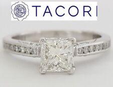 3860f6612d8a2 Tacori Princess Diamond Engagement Rings for sale | eBay