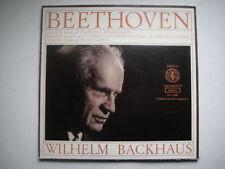 Wilhelm BACKHAUS-Pianoforte, Beethoven LP ORBIS 74 987