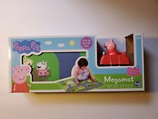 """Peppa Pig Megamat With Car Activity Kids Toy 31.5""""x21.5"""""""