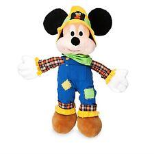 Disney Store Mickey Mouse Plush Halloween Small 15'' 2016
