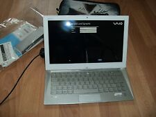 Sony VAIO Duo 13 svd1322z9e 13,3 pollici 256gb SSD Intel Core i7 1,8 GHz 4gb di RAM PC