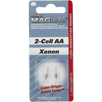 (3) 2 Pk. Replacement Bulb For Mini Mag-Lite And Solitaire Light LM2A001