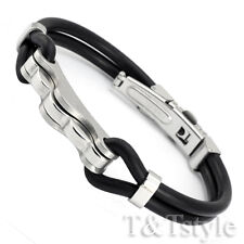 TRENDY T&T Stainless Steel Bangle BR21