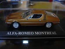 1/43 ALFA ROMEO  MONTRÉAL / V8 / V 8 COUPE 1972 IXO ALTAYA NEUVE boîte d'origine