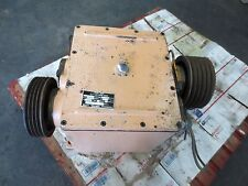 MORI SEIKI  SL-2A CNC LATHE TURNING CENTER TRANSMISSION GEAR BOX