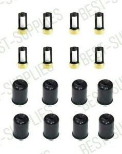 Fuel Injector Caps Filter for Injector Part # 0280150036 Mercedes Benz Volvo BMW