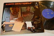 LP Alberto CORTEZ Equipaje EDDY GUERIN Hispavox GH 11-228 mexico TRABUCCHELLI