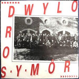 """DWYLO DROS Y MOR 1985 7"""" RECORD TESTED TICH GWILYM MYFYR ISSAC HUW CHISWELL"""
