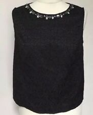 George Black Top Size 12 NEW WITH TAGS