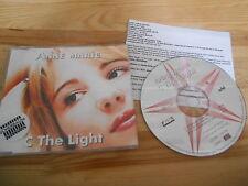 CD Pop Anne Marie - C The Light (3 Song) MCD EDEL / POWER JAM + Presskit