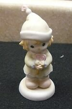 Collectible Precious Moments Porcelain Figurine #121