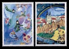 Alle soglie del terzo millennio. i disegni di bambini. 2w. 2000 Bielorussia