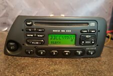 ford ka 6000 cd rds radio cd player with code 3S5118C815DB