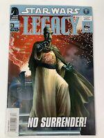 Dark Horse #21 Star Wars Legacy No Surrender