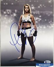 Paige VanZant 8x10 Autographed Photo 2 Signed BAS COA UFC FOX DWTS MMA TUF TOPPS