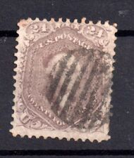 USA 1861 24c purple/violet Washington good used WS15442