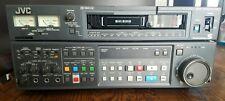 JVC BR-S822DXU S-VHS RECORDER/EDIT FEEDER