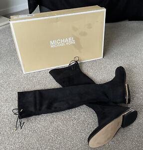 Michael Kors Over The Knee Suede Boot 38