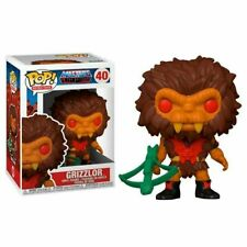 Masters of the Universe MOTU Figurine Grizzlor N° 40 Pop Funko