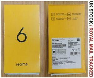 "Oppo Realme 6 6.5"" 64MP Quad Cameras 4G LTE 5000mAh Unlocked SIM FREE"