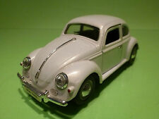 MADE IN CHINA SS9407  VW VOLKSWAGEN KAFER BEETLE 1:24 - RARE SELTEN - GOOD COND.