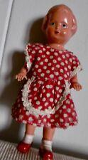 Original Edi Puppe Zelluloid  50er rar 16cm