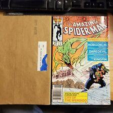 The Amazing Spider-Man # 277 Daredevil Hobgoblin VF/NM with Original Mailer