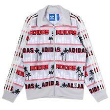 Adidas Originals Nigo La Palm Pájaro de Fuego Track Top Hombre Chaqueta Gris M L