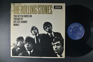 ROLLING STONES Rolling Stones ROCK Mono IMPORT LP UK Decca