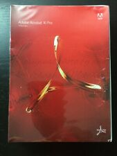 Adobe Acrobat XI Pro Windows New Sealed Retail Box DVD 1 PC User Full License