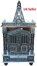 "Oxidised Copper Puja Pooja Mandir Hindu Temple 15""W X 9""D X 28.5""H_UK Seller"