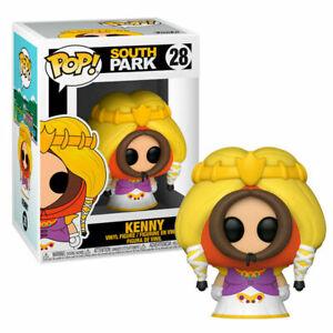 "SOUTH PARK - PRINCESS KENNY  3.75"" POP VINYL FIGURE FUNKO 28 BRAND NEW UK SELLER"